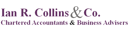 Our Logo - Ian R. Collins & Co. Chartered Accountants & Business Advisers - Image